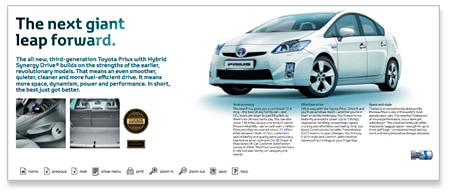 Download the New Prius preview brochure