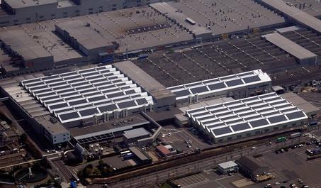 Tsutsumi eco-factory