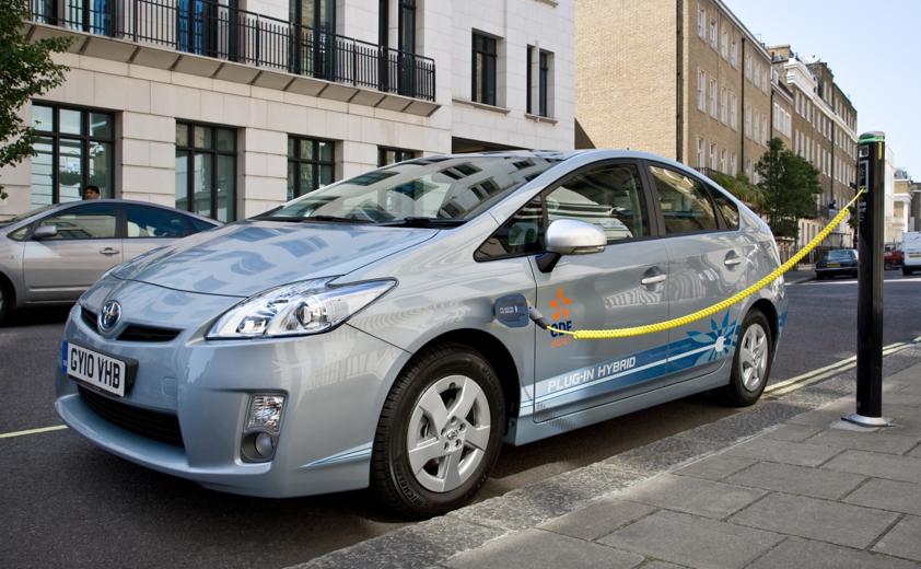 Prius PHV / RAC Future Car Challenge