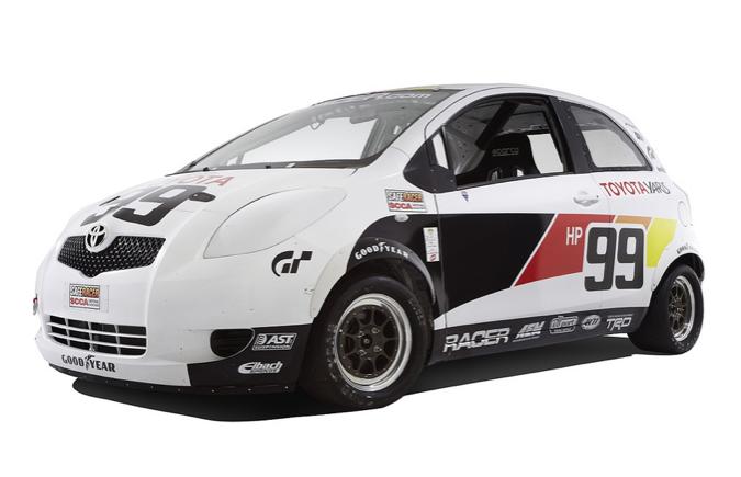 Toyota Yaris GT-S