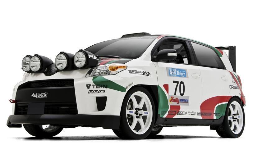Slomofo s dream come true toyota to build yaris rally car for wrc