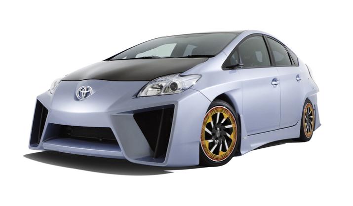 C&A Custom Toyota Prius