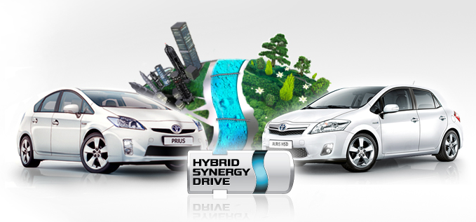 Toyota has the cleanest, greenest cars in the UK - Toyota