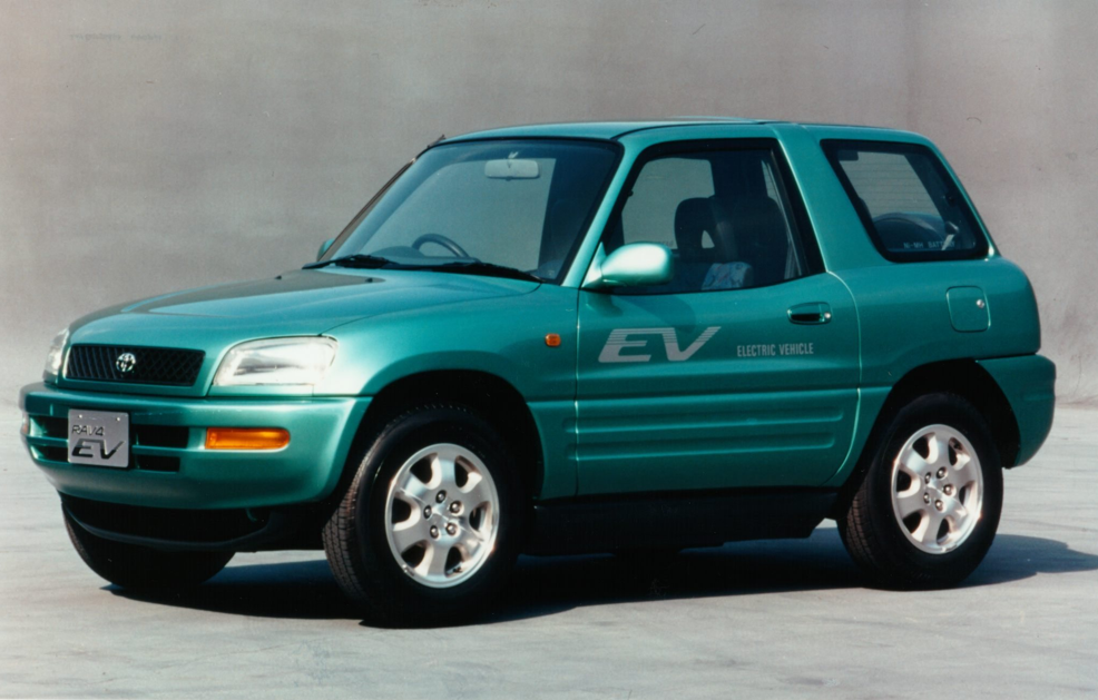 First generation Toyota RAV4 EV