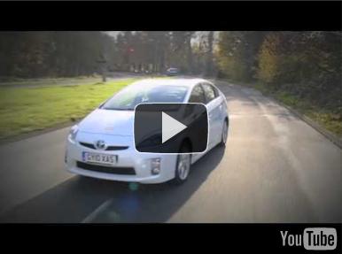 Toyota RAC Future Car Challenge