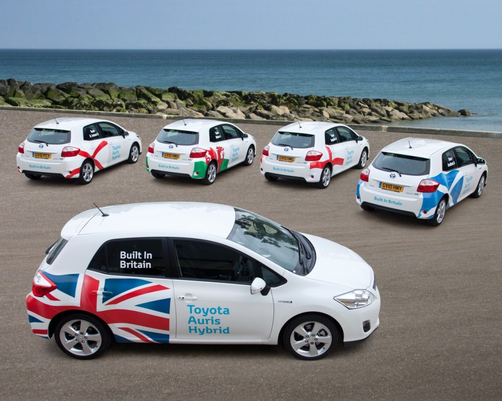 Auris Hybrid Nations Challenge