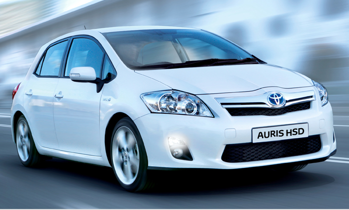 Toyota Auris Hybrid (HSD)
