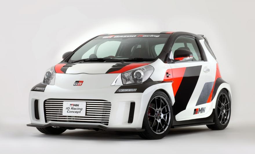 Toyota iQ GRMN Racing Concept