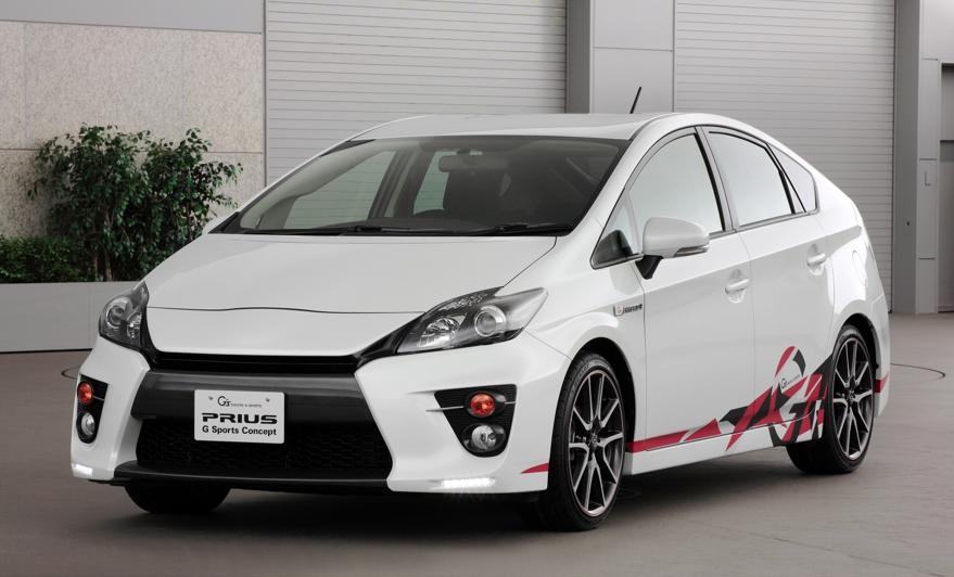 Toyota Prius G Sports Concept