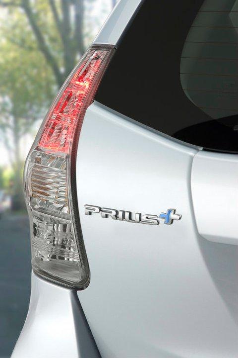 Toyota Prius+ Concept
