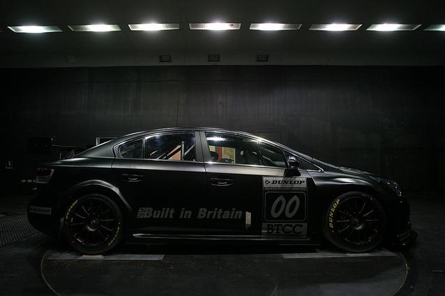 BTCC Avensis NGTC Racer