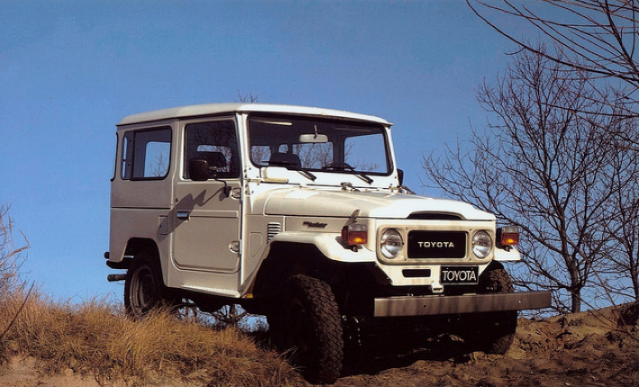 Toyota Land Cruiser 40 / Heritage