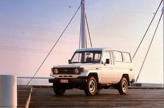 Toyota Land Cruiser 70 / Heritage
