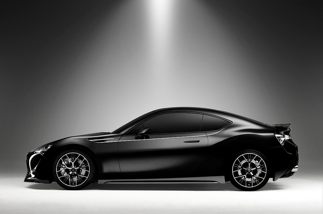 Toyota FT-86 II sports concept
