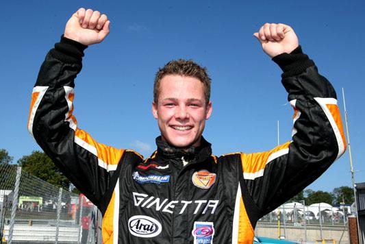 Dynojet Racing driver Frank Wrathall Jnr