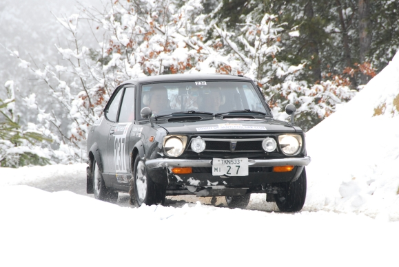 Toyota / Monte Carlo Historic Rally
