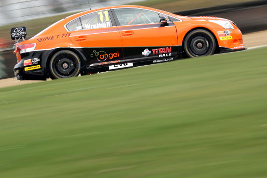 Frank Wrathall Dynojet Avensis Brands Hatch