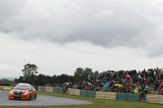 Dynojet Racing BTCC Avensis