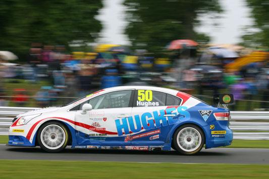 Speedworks Motorsport BTCC Avensis