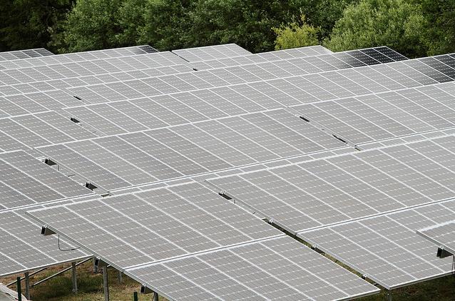 Toyota Solar Array