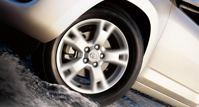 Toyota brake check