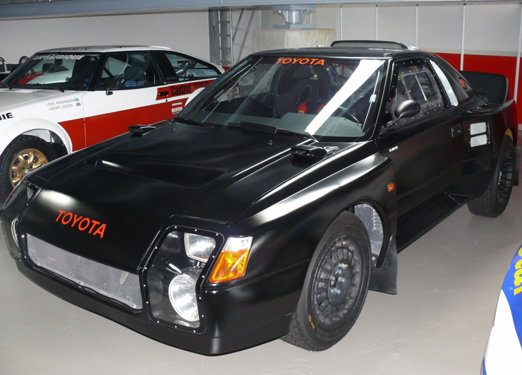 Toyota Group S 222D MR2 Prototype