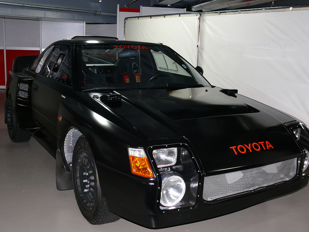 Toyota Group S 222D MR2 Prototype