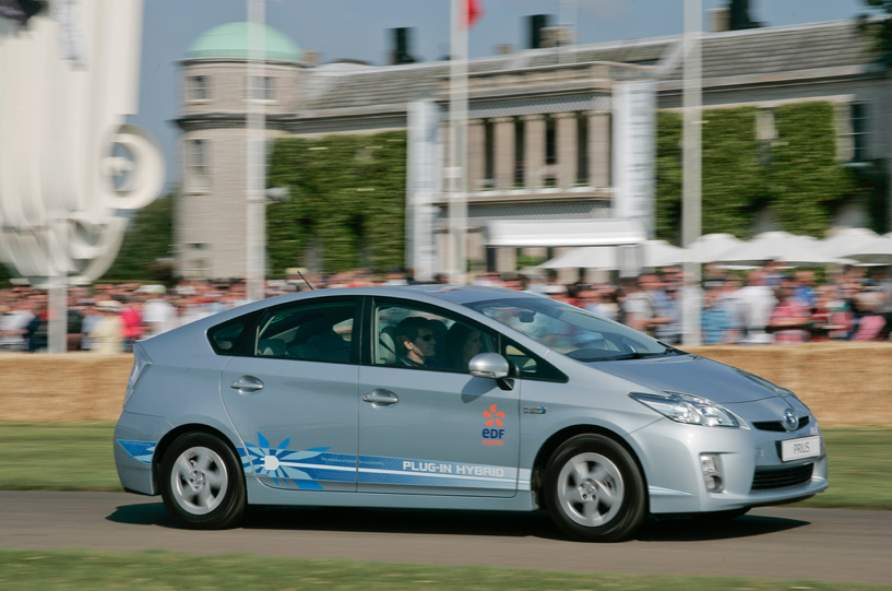 Toyota at Goodwood Festival of Speed 2011