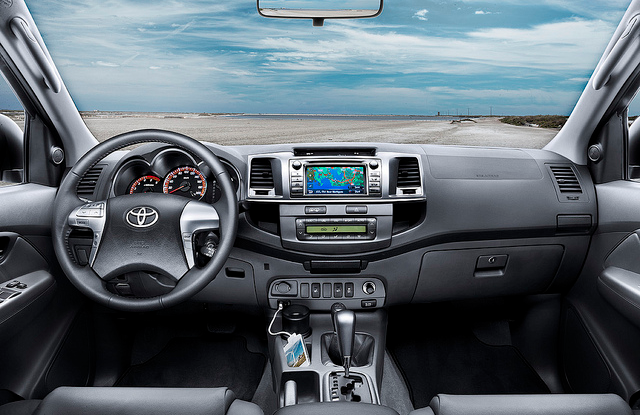 New Design And Class Leading Emissions For 2012 Toyota