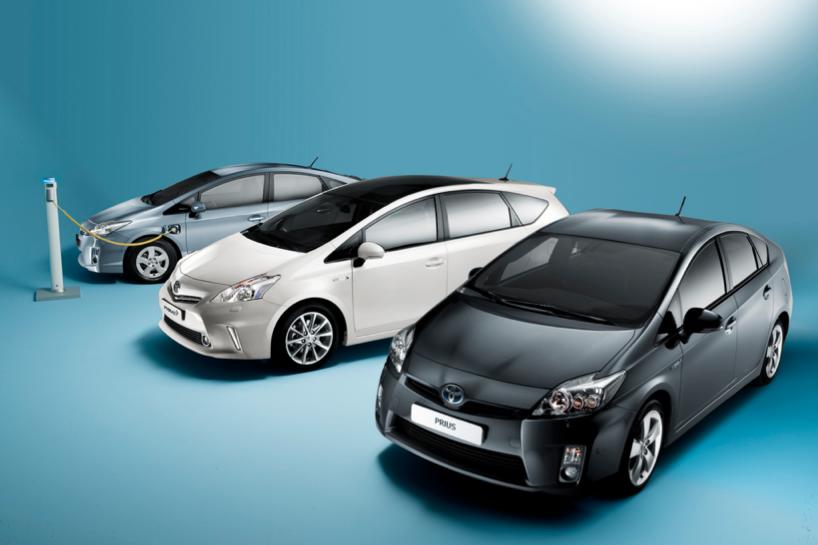 Toyota Prius Plug-in, Prius+ and Prius