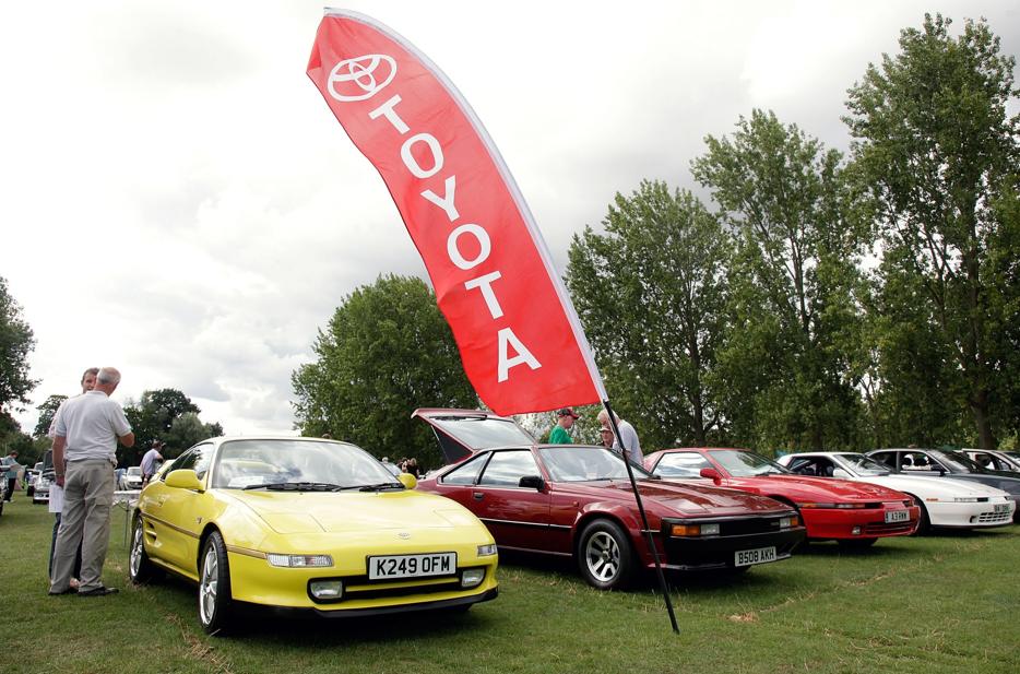 Toyota Enthusiasts Club