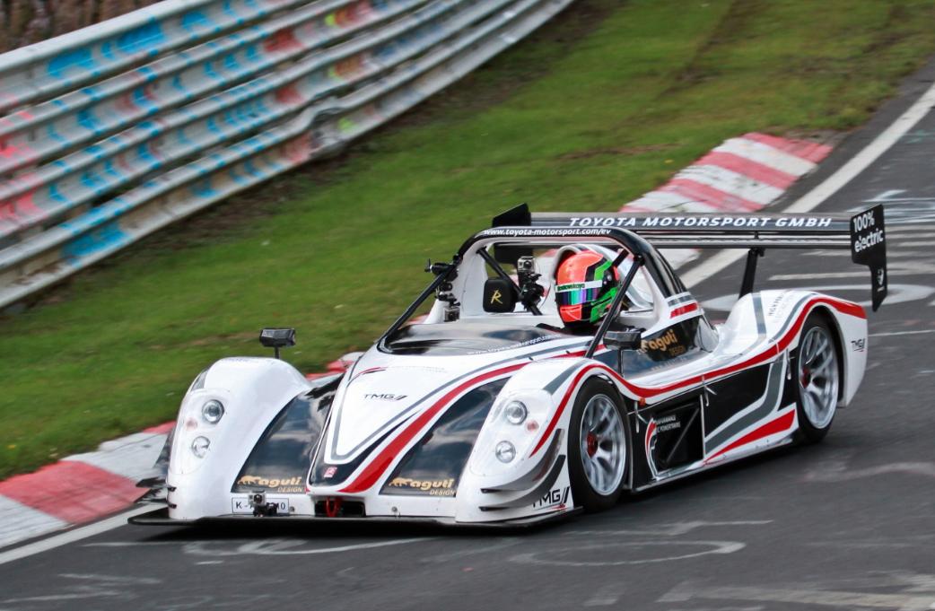 Toyota Motorsport EV record