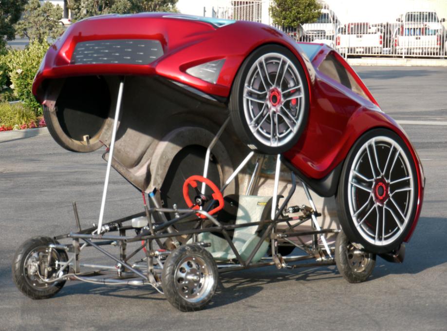 Scion FR-S Soapbox Racer
