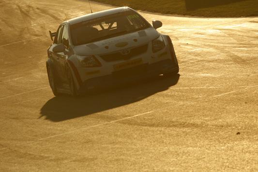 Speedworks Motorsport BTCC Toyota Avensis