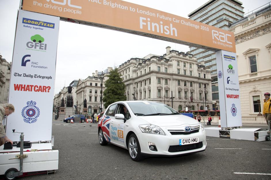RAC Future Car Challenge