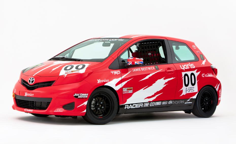Yaris B-Spec Club Racer