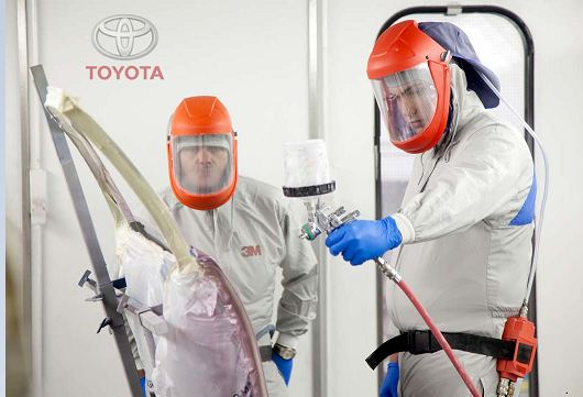 Toyota Nottingham Training Academy