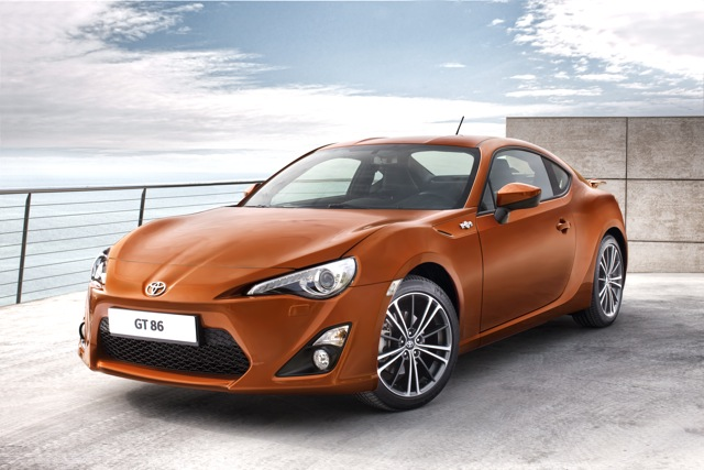 New Toyota Sports Car ft 86 gt 86