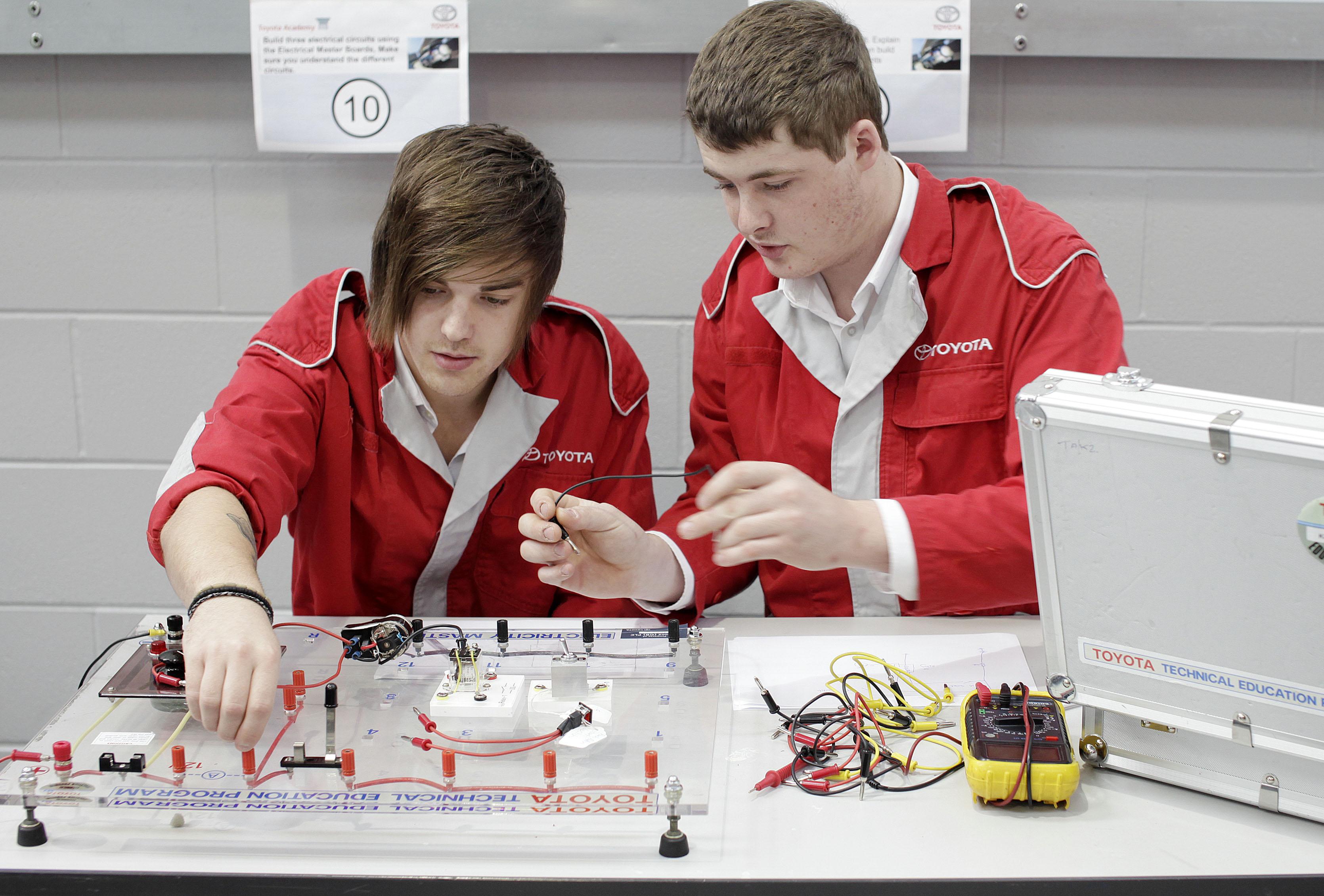 Nottingham Training Academy