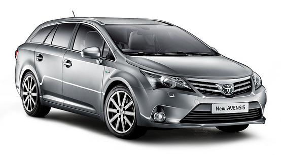 New Avensis Tourer