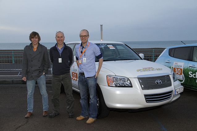 Toyota FCHV-adv concept