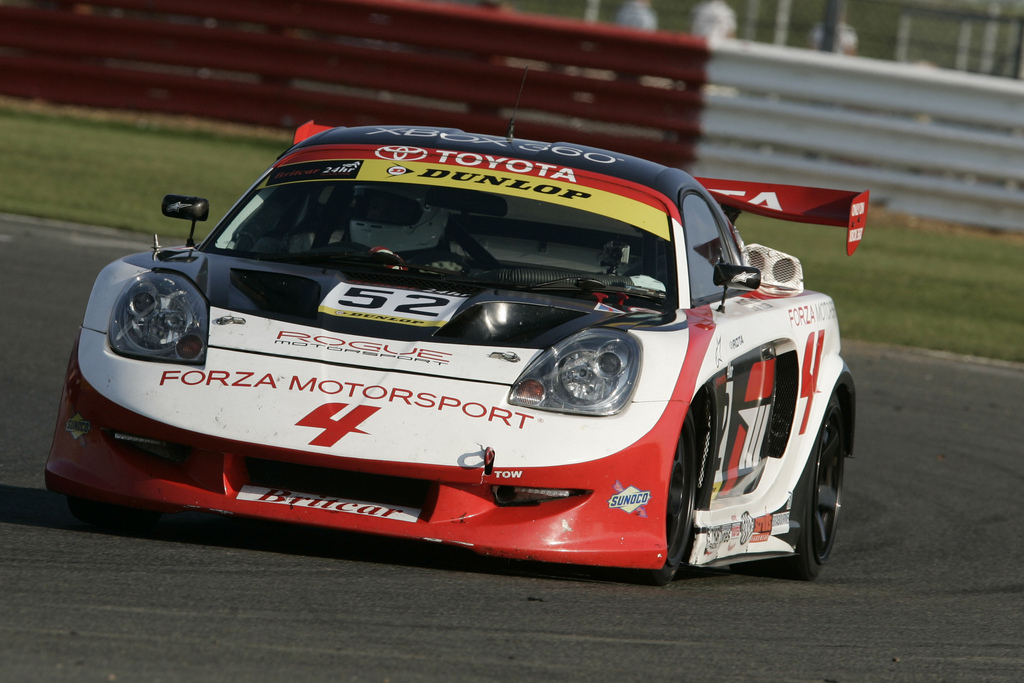 Rogue Motorsport MR2 in the Britcar 24 Hours
