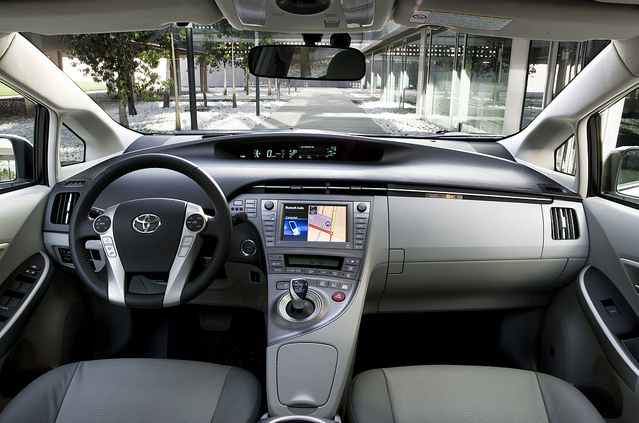 2012 Toyota Prius: new style and upgraded technology for the world's best-selling hybrid car ...