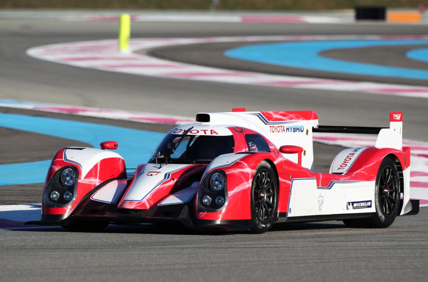 Toyota Racing 2012