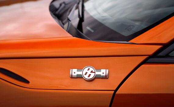 gt86 badge