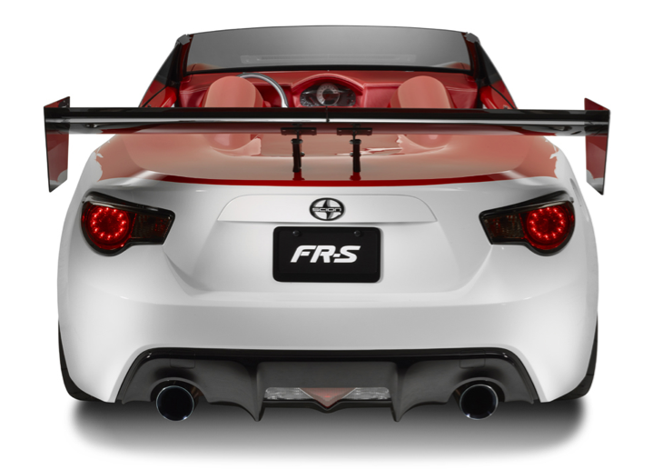 Toyota Gt86 Convertible Scion Reveals Its Vision Toyota