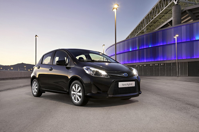 New Yaris Hybrid UK prices and specification  Toyota