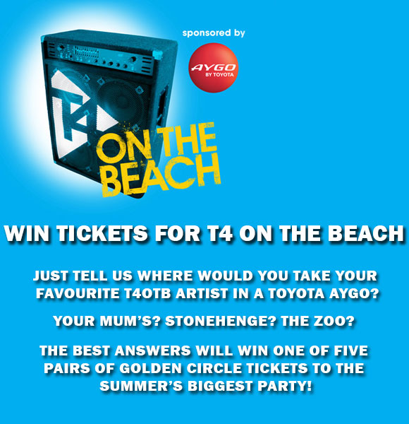 Toyota Of Weston >> Win tickets for T4 on the Beach with Toyota - Toyota