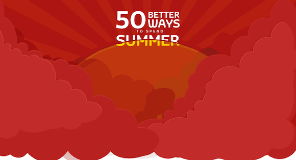 50 Better ways competition logo