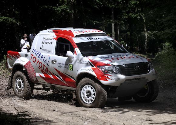 Toyota Hi-Lux Dakar